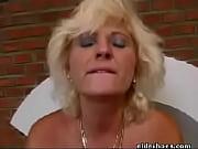 zrele milf seksi blondinka v hardcore ukrepanje sex
