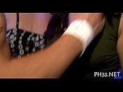 Как девке засунул писку в рот завязали её и стошнило