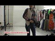 Порно видео секс в серых лосинах