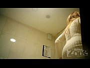 closeups. anus and pussy shaved toilet in blonde Beautiful