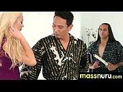 Порно фильм как мужчина делает массаж девушке