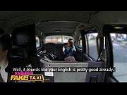 Female Fake Taxi Britis...