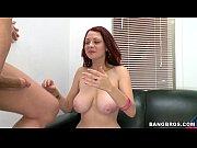 Порно видео секретаршу большой член