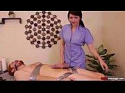 mm-Horny teen babe painful handjob