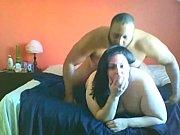 Порно жена застала мужа соматыком