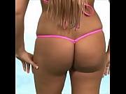 hot girls in hei&szlig_en beachkini microbikinis1
