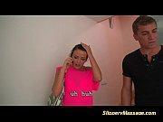 Як хлопець дівчині збиває целку відео
