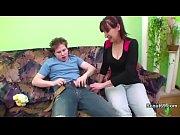 Рыжая красотка порно видео