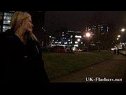 KazB night of exhibitionism and blonde english ...