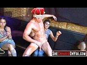 В кожаных кружевах порно видео