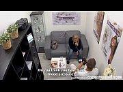 Young Czech Girl Takes a Pill for Better Sex