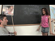 Slutty Student Bangs Her Teacher!