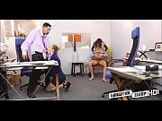Swapping Teen Daughters At Work - DaughterSwapHD.com
