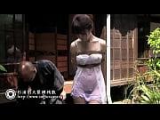 むっちりの若妻の拘束ビデオ。むっちりデカ尻カラダのどエロ若妻を緊縛拘束して視姦する【人妻】