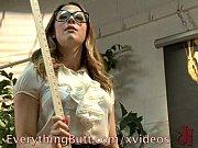Видео девушки с большой грудью сосками в белых трусиках