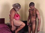 Bbw black granny has big ...