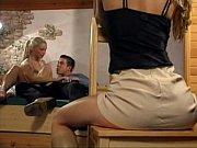 секс видео муж жена госпожа страпон