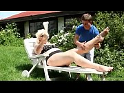 Толстушка дала в попу видео