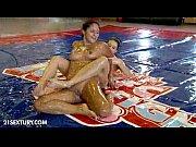 NudeFightClub presents Connie vs Madlin