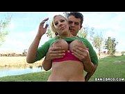 Huge Tits in Public