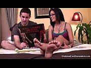 Видео секс в обтягивающих штонах
