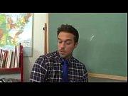 Mischa Brooks in classroom