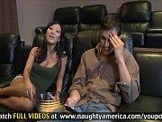 девушка жёстко дрочит парню член порно ролики скачать