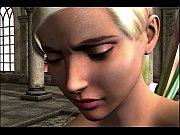 3D Animation: Fairy and Gargoyle