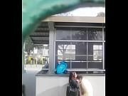 cam.mov on caught station metro delhi Ina