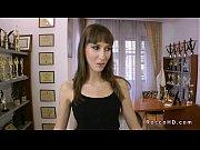 Порно девушка в шелковом платье