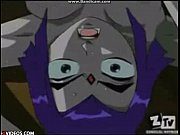 Hugwap.com Teen Titans: Raven Fuck Full