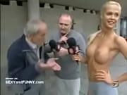 мужика в женской одежде видео