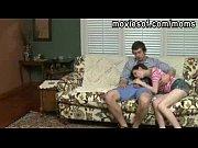 Приставание сына к спящей матери