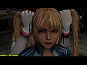 Dead or Alive - Honoka rapes Marie Rose Anal