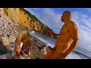 Angell Summers - Baise à la plage