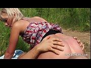 Два негра жестко трахнули блондинку