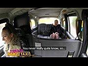 Female Fake Taxi Driver...