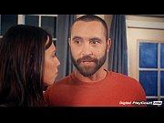 Teen Aidra Fox assures her lover with a blowjob...