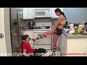Красивое порно ролики на кухне