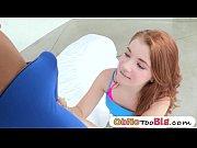 Bubble butt teen Ava Sparxxx enjoying huge shaf...