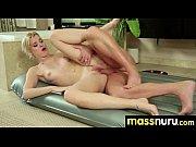 Оральный секс длинным членом