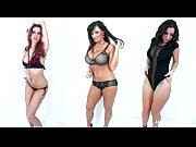 Порно видео в колготках леггинсах