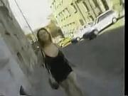 brunetka gangbanged v baroch