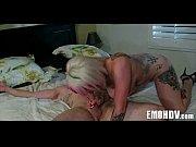 Порно видео двойного проникновения в анал