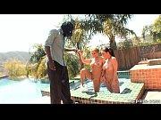 Телки пихают предметы в попу видео