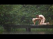 Смотреть жаркий анальный секс с жопастой брюнеткой