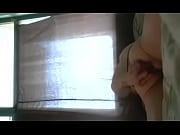 Полная толстая голая женская попа