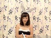 【ライブチャット】杉田かおる似のバニーガールコス美女が電ドリディルドで「おまんこ壊れちゃう」オナニー【無修正】