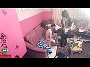 Реальное домашнее видео мама в ванной