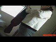 日本人離れした爆乳の若妻妊婦! ブラからはみ出んばかりの巨乳に注目
